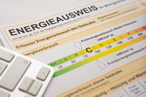 Energieausweis für Ihre Immobilie